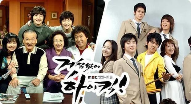 Phim gia đình Hàn Quốc hài hước