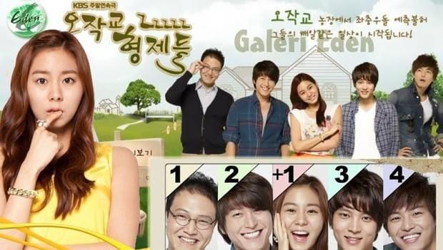 Phim gia đình Hàn Quốc hấp dẫn
