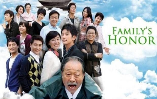Phim gia đình Hàn Quốc hay nhất