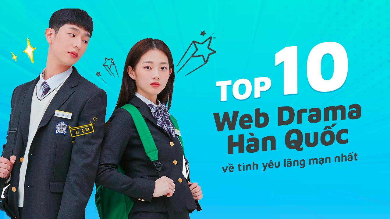 web drama hàn quốc lãng mạn
