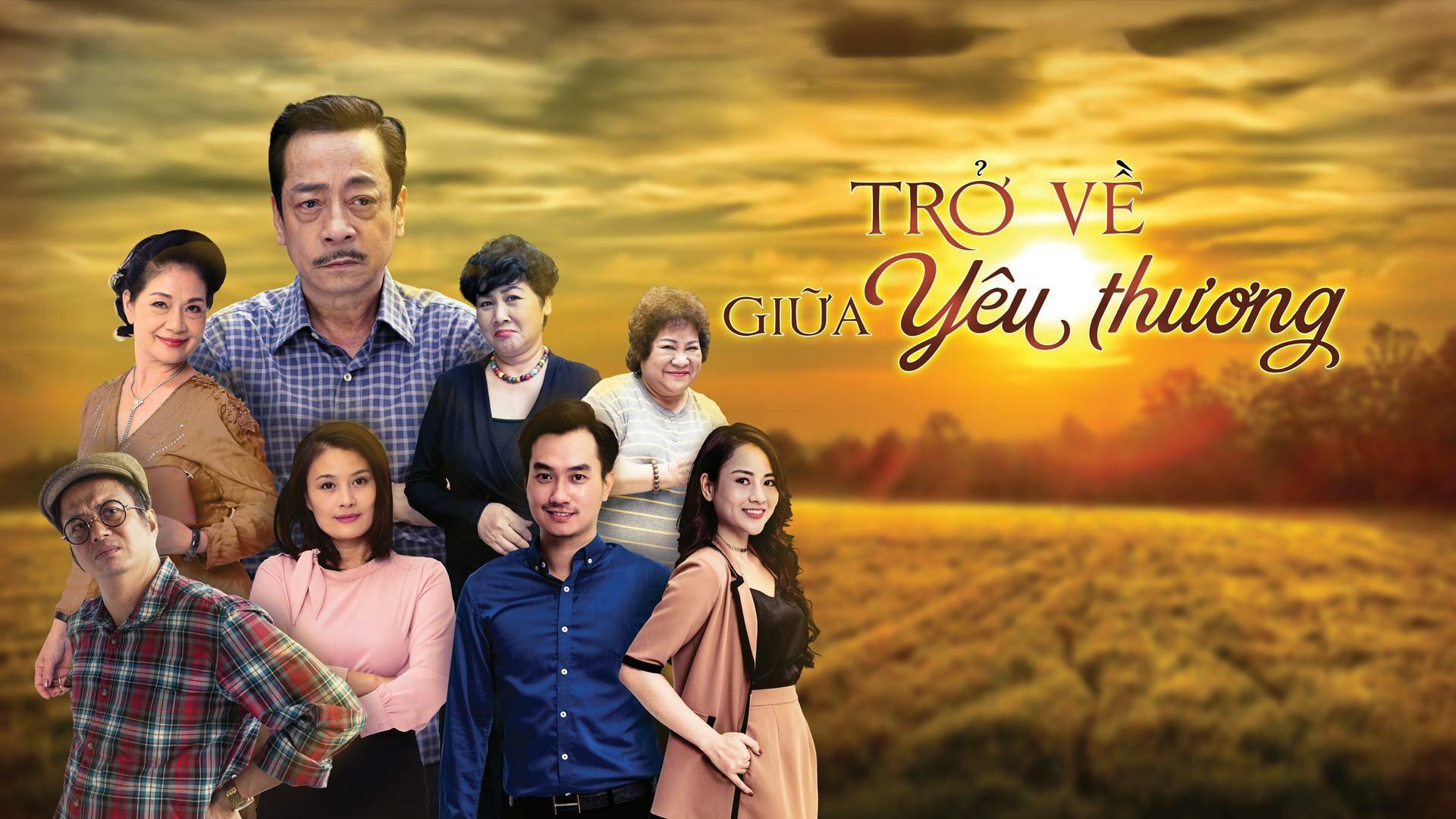 Phim bộ Việt Nam tình cảm gia đình