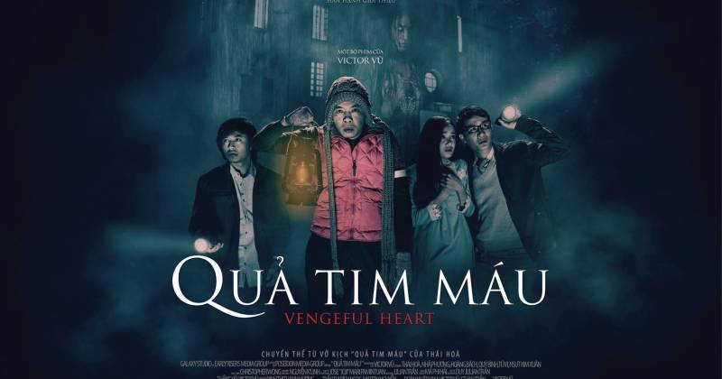 Phim Việt Nam chiếu rạp hay, gây cấn