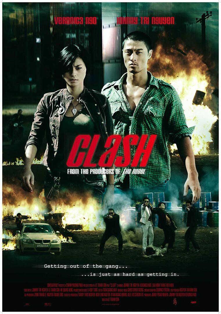 Phim Việt Nam hành động hồi hộp
