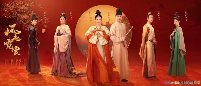 Đại Đường Minh Nguyệt top phim cực hay của Trung Quốc