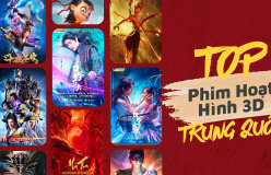 phim hoạt hình 3D Trung Quốc